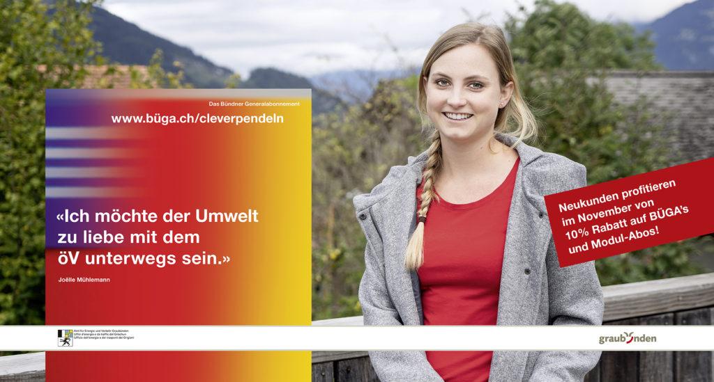 BÜGA-Kampagne November 2018